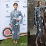 Ruth Negga  In Erdem At  Creative Impact Awards & 10 Directors To Watch