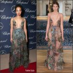 Ruth Negga  In Valentino  At  Palm Springs Film Festival Film Awards Gala
