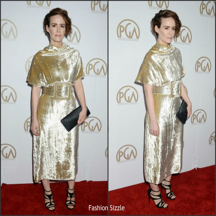 sarah-paulson-in-maison-margiela-at-the-28th-annual-producers-guild-awards-700×700