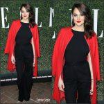 Shailene  Woodley In Dolce & Gabbana At Elle Women In Television 2017 Celebration