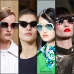 Spring/ Summer 2017 Eyewear Trends