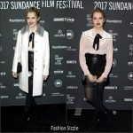 Teresa Palmer  In Miu Miu At ' Berlin Syndrome' Sundance 2017 Premiere