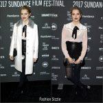 Teresa Palmer  In Miu Miu At ' Berlin Syndrome' Sundance 2017 Premiere
