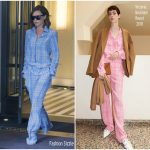 Victoria Beckham In Victoria Beckham – Out In Paris