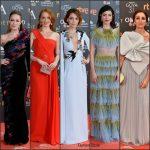 The 2017 Goya Awards Redcarpet