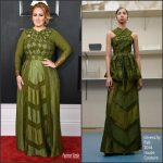 Adele  In Givenchy  Couture – 2017 Grammy Awards