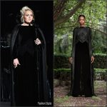 Adele In Givenchy Performing George Michael Tribute- 2017 Grammy Awards
