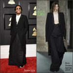 Anderson Paak  In Rick Owens  – 2017 Grammy Awards
