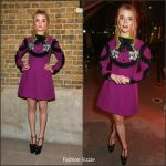 """Anya Taylor-Joy In Gucci At Gucci And GQ's """"The Performers"""" Party"""