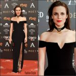Aura Garrido In Lorenzo Caprile At  2017 Goya Awards