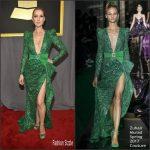 Céline Dion In  Zuhair Murad  – 2017 Grammy Awards