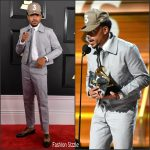 Chance the Rapper In Thom Browne – Grammy Awards 2017