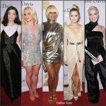 Clive Davis' Pre-Grammy Gala 2017 Redcarpet