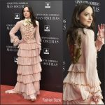 "Dakota Johnson  In Gucci –  ""Fifty Shades Darker "" Madrid Premiere"