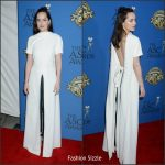 Dakota Johnson  In Rosetta Getty – American Society Of Cinematographers Awards 2017