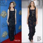 Darby Stanchfield  In Chloé –  ASC Awards For Cinematography  2017