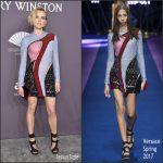 Diane Kruger  In Versace   – 2017 amfAR New York Gala