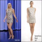 Gwen Stefani In Kaufmanfranco  – Tonight Starring Jimmy Fallon