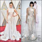 Hailee Steinfeld  In Ralph and Russo – 2017 Academy Awards