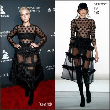 halsey-in-steinrohner-delta-air-lines-grammy-celebration-700×700