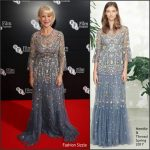 Helen Mirren In Needle & Thread  At  BFI Chairman's Dinner
