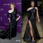 Jane Fonda  In Atelier Versace – 2017 Costume Designers Guild Awards