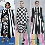 Janelle Monáe  In Ferragamo –  2017 Film Independent Spirit Awards