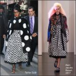 Janelle Monáe In Marc Jacobs & Kate Spade New York – Good Morning America