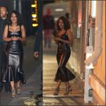 Kerry Washington In Michael Kors – 'Jimmy Kimmel Live'
