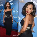 Kerry Washington  In Sally LaPointe – Writers Guild Awards 2017