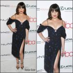 Lea Michele  In J. Mendel –  Hollywood Beauty Awards 2017