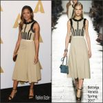 Naomie Harris  In Bottega Veneta – 2017 Academy Awards Nominee Luncheon