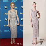 Nicole Kidman  In Marchesa  At The  Directors Guild of America Awards 2017