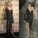 "Nicole Kidman  In  Saint Laurent ""  At Lion Movie "" Paris  Premiere"