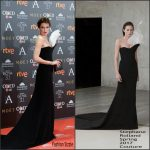 Nieves Álvarez  In Stephane Rolland – Goya 2017 Cinema Awards