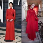 Olivia Munn   In Giambattista Valli – 2017 Vanity Fair Oscar Party