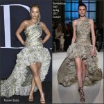 "Rita Ora  In Giambattista Valli   At The "" Fifty Shades Darker"" LA Premiere"