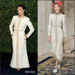 Ruth Negga In Chanel – Charles Finch and CHANEL Pre-Oscar Awards Dinner 2017