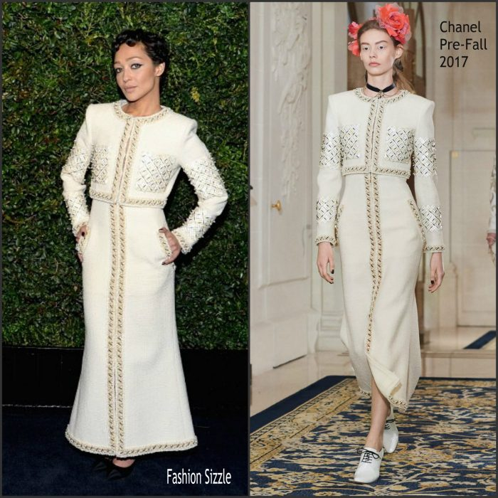 ruth-negga-in-chanel-charles-finch-chanel-pre-oscar-awards-dinner-2017-700×700