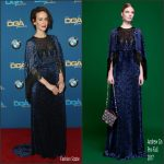 Sarah Paulson In Andrew Gn  At The Directors Guild of America Awards 2017