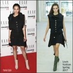 Sasha Lane  In Louis Vuitton  – Elle Style Awards 2017