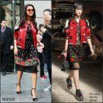 Selena Gomez   Leaving Her Hotel In Soho- New York City