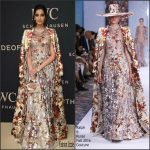 Sonam Kapoor In Ralph & Russo Couture – Da Vinci Collection by IWC Schaffhausen Launch
