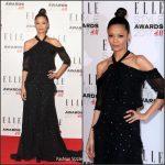 Thandie Newton In Erdem – 2017 Elle Style Awards