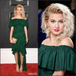 Tori Kelly  In Badgley Mischka  – 2017 Grammy Awards