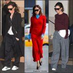 Victoria Beckham In Victoria Beckham – Out In New York