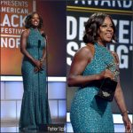 Viola Davis In Michael Kors – BET Presents the American Black Film Festival Honors