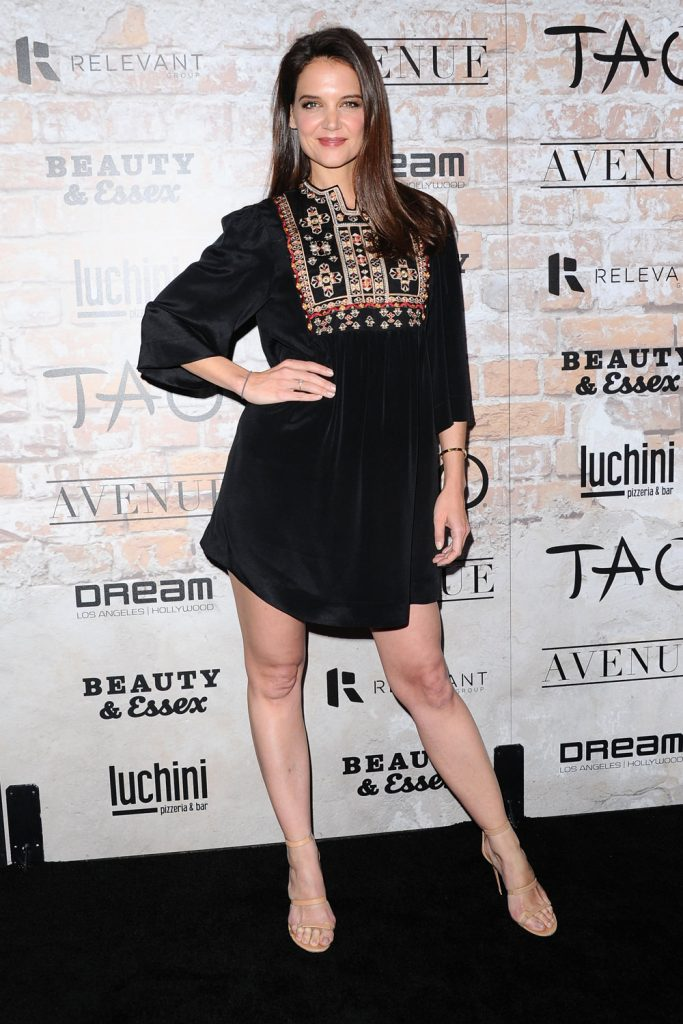 Katie holmes in isabel marant tao beauty essex Beauty avenue fashion style fun