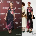 Amanda Peet in Miu Miu – 'Brockmire' TV Series New York Screening