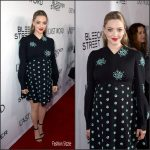 Amanda Seyfried  In Chloé –  The Last Word LA Premiere